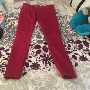 Red Express Jeans